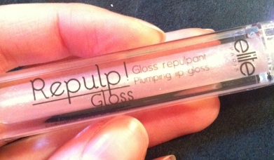 Gloss repulpant